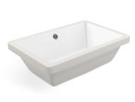 WB-526 - White - Under Mount - Wash Basin - 11377