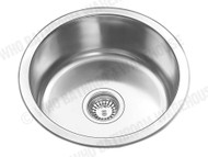 Suffolk - 430 - Polished Stainless - Kitchen - Sink/Trough - 12542