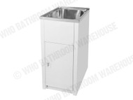 Project - 30SS - White - Laundry - Sink/Trough - 12643