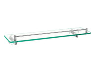 Nova - Glass Shelf - Polished Chrome - Bathroom - Accessory - 13513