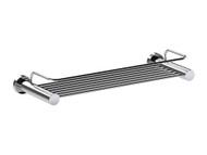 Samantha DLX - Shower Shelf - Polished Stainless - Bathroom - Accessory - 13390
