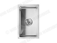 Mayfair - 200 - Linished Stainless - Kitchen - Sink/Trough - 13646