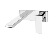 Astra - Combo Filler - Polished Chrome - Wall Mixer/Spout - Tap - 13192