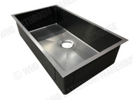 Somerset - 760 - (Gunmetal) - Kitchen - Sink/Trough