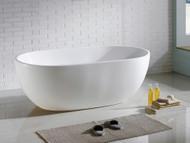 Yarra XI - 1400 - (White) - Free Standing - Bath