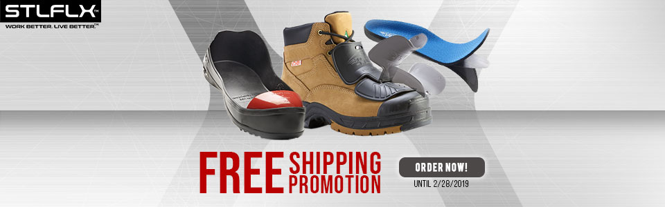ALL STEEL FLEX PRODUCTS ON SPECIAL FOR THE MONTH OF FEBRUARY, FREE SHIPPING BUY NOW!