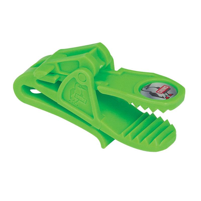 Chums Goliath Glove Clip - EV Neon Green. Shop Now!