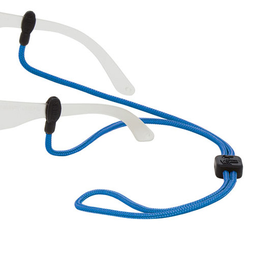 Chums 3mm Slip Fit Rope Eyewear Retainer Available in Royal. Shop Now!