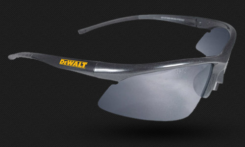 10 Base Curve Lens • Rubber Temples • Meets ANSI Z87.1+ • 99.9% UV Protection