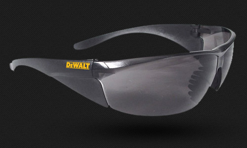 Lightweight Frame • Rubber Nosepiece • Meets ANSI Z87.1+ • 99.9% UV Protection