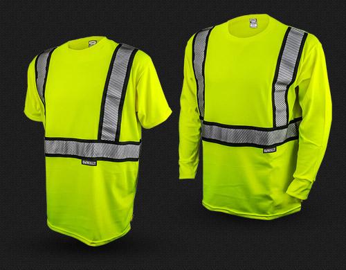 Dewalt DST911/921 Flame Resistant Class 2 Modacrylic T-Shirt
