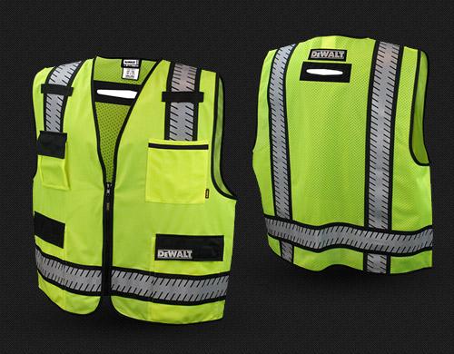 Dewalt DSV621 Standard Class 2 Surveyor Vest