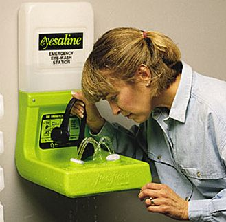Get quick relief with easy to use eye wash stations and save up to 35% when you buy today!