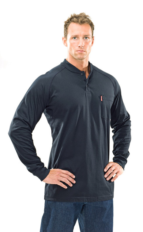 Get protected against fire with flame-resistant shirts and tops; buy and save up to 35% today!