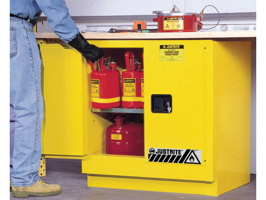 Store Your Flammable Items In A Safety Cabinet Today!