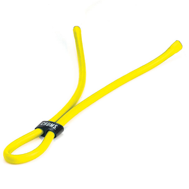 Chums 12110 Halfpipe Latex Floating Eyewear Retainer in Yellow. Shop Now!