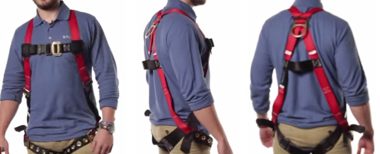 Stay on top of the line when it comes to safeguarding your staff and your own life. Buy heavy-duty full body harness and save up to 35% today!