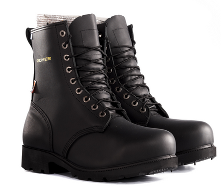 Keep your feet warm during winter work with heavy duty thermal boots.