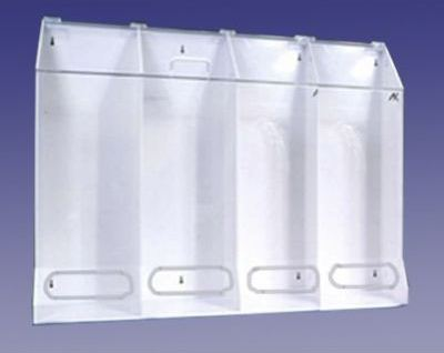 Keep your safety gear and other portable tools in place with our wide range of durable safety racks and dispensers.