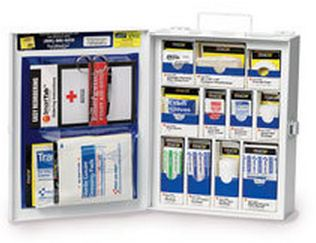 Store your first aid supplies with our smart compliance cabinets and refills and save up to 35% on it today.