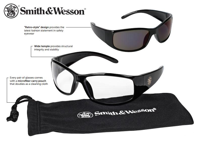 4f43fb7c866 Smith   Wesson Elite Safety Glasses