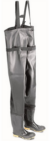 Onguard 86067 Chest Waders Steel Toe with Cleated Outsole. Shop now!