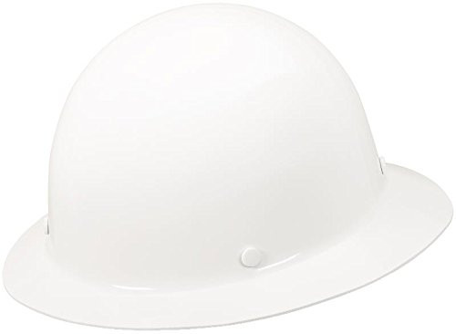 MSA 475408 Skullgard Protective Hat - Fas-Trac III Suspension (White). Shop Now!