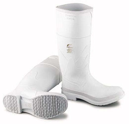 35f65834467 Onguard 81012 Men's 16 Inch Men's White PVC Steel Toe Boot