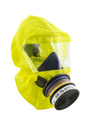 Sundström SR 77-3 Chemical & Smoke Escape Hood ABEK1-CO-P3