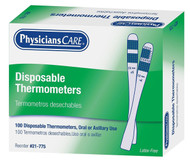 First Aid Only 21-775 Disposable Thermometers. Shop Now!