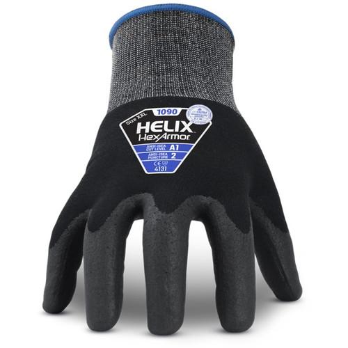 HexArmor 1090 Helix Nylon Elastane knit with XG Palm Dip. Shop Now!
