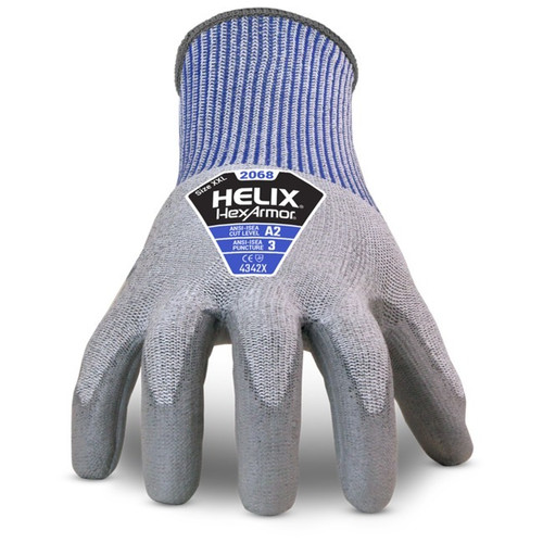 HexArmor 2068 Helix 2068 Seamless Coated Gloves. Shop Now!