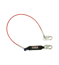 FallTech 8354LE 6' Leading Edge Lanyard with Steel Snap Hooks. Shop Now!