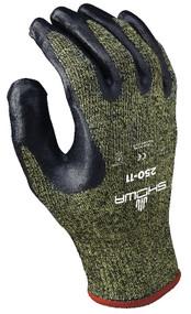 Showa Black Sponge Nitrile Dip Cut Resistant Gloves. Shop Now!