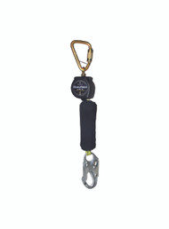 FallTech 72906SC1 DuraTech 6' Arc Flash Mini SRD Single-leg Steel Carabiner+Steel Snap Hook. Shop Now!