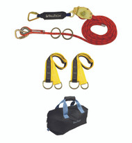 Falltech 77302K 30' Temp HLL Kit 2-person Kernmantle w/Energy Absorber. Shop now!