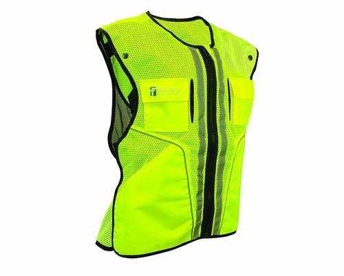 Falltech 5051SM Safety Vest, Lime S/M. Shop Now!