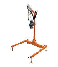 """FallTech 6050328R 5pc Confined Space Davit System 12"""" to 29"""" w/60' SRL-R. Shop Now!"""