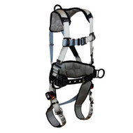 FallTech 7088BR  FlowTech LTE Construction Belted Full Body Harness, 3 D-Rings. Shop Now!