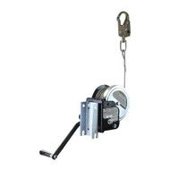 FallTech 7298S120' Personnel Winch, Galvanized Steel for Confined Space. Shop Now!