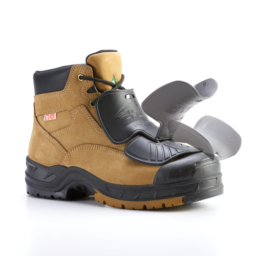 Steel-Flex ProTecMet - Metatarsal & Lace Protector now available. Shop now!