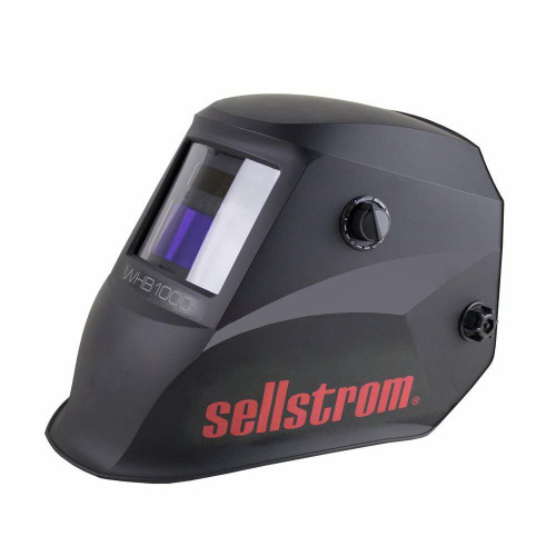 Sellstrom S26100 Advantage Series Auto Darkening Helmet. Shop Now!