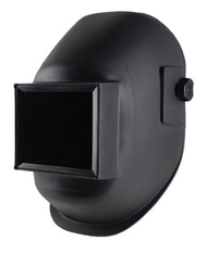 Sellstrom S29901 290 Series Welding Helmets Fixed Front - Sel-Snap - Black