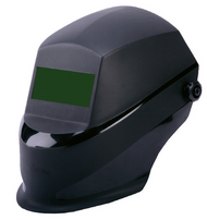 "Sellstrom S41000 Trident Series – 2"" x 4-1/4"" Welding Helmets - Fixed Front/Black"