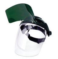 Sellstrom S32161 DP4 Series – c/w Flip-Up IR Window & Ratcheting Headgear. Shop Now!
