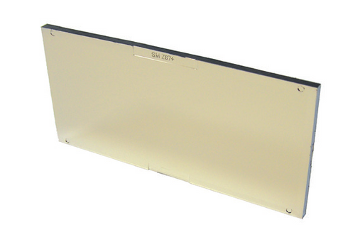 """Sellstrom S18509 Gold Coated Polycarbonate Passive Filter Plates 2""""H x 4-1/4""""W  9 IR . Shop Now!"""