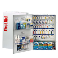 First Aid Only 90835 200 Person XXL Metal Smart Compliance Food Service First Aid Cabinet Without Medications. Shop Now!
