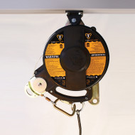 Sellstrom T-Line Hybrid Vertical Horizontal Retractable Lifeline. Shop Now!