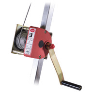 Sellstrom V84537065 Man Winch 65' (20 m) with Cable and Swivel Hook 3/16'' (5 mm). Shop Now!