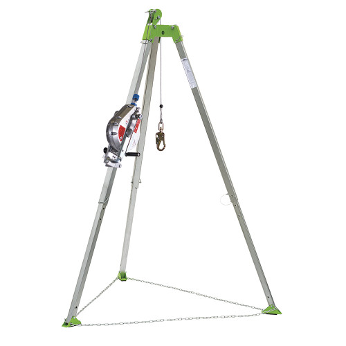 Sellstrom V85024 Confined Space Kit: Tripod, 3-Way 60' (18 m) SRL and Bag. Shop Now!
